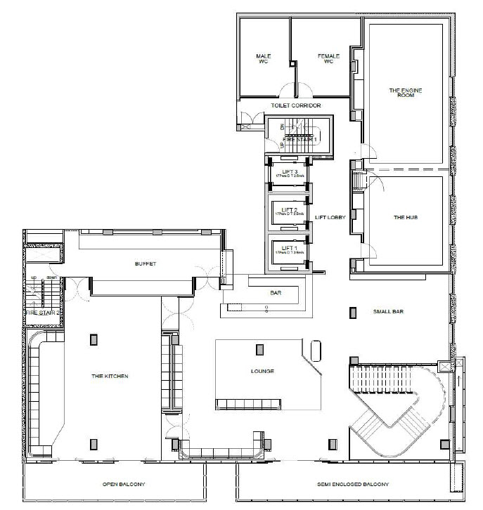 Click Here To View The Vdara - Vdara Floor Plan